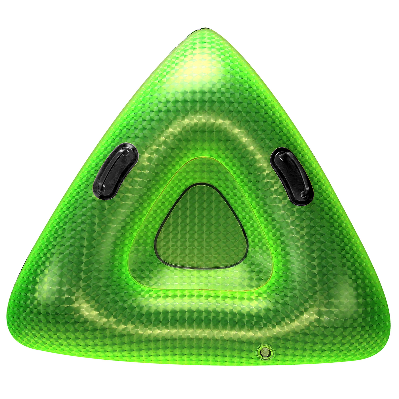 Prism RocketSled XL, 48in snow wedge - Green