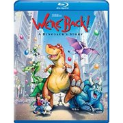 We're Back! A Dinosaur's Story (Blu-ray)