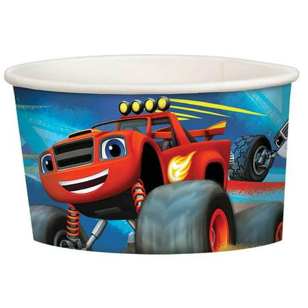 Frozen Dessert (Blaze and the Monster Machines Ice Cream Cups (8ct))