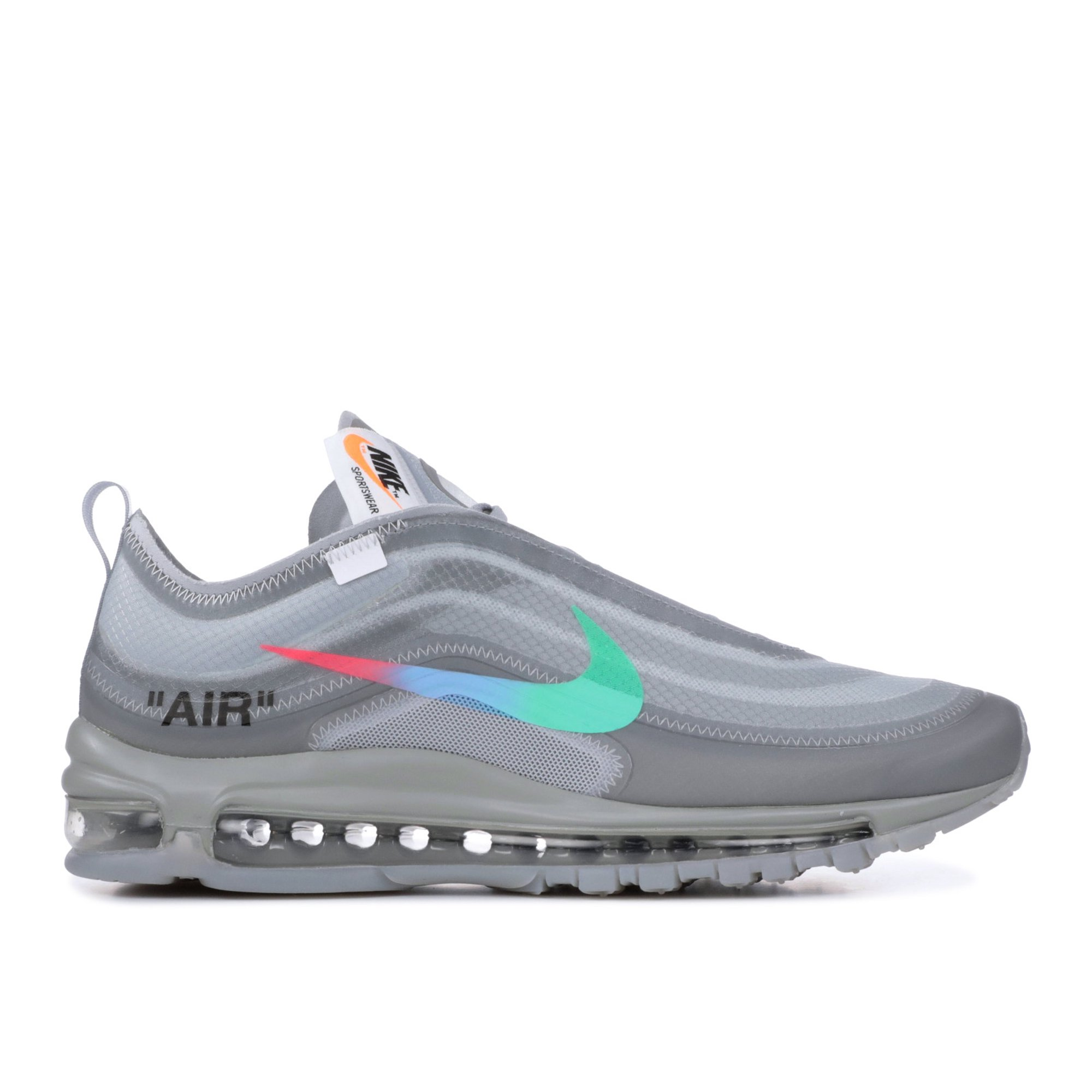 timeless design 536c5 ea7fa Nike - Men - The 10 : Nike Air Max 97 Og 'Off White' - Aj4585-101 - Size 12