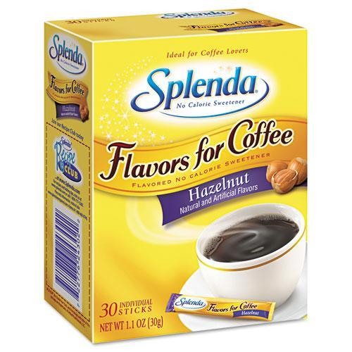 Splenda Flavor Blends for Coffee, Hazlenut, 30 ct
