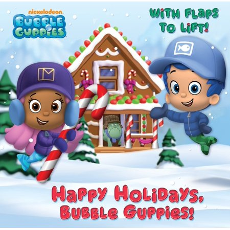 Happy Holidays, Bubble Guppies! (Bubble Guppies) - Bubble Guppies Games Halloween