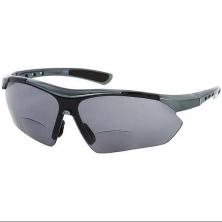 Readers.com The Topsail Bifocal Sun Reader Unisex Sport & Wrap-Around Reading Sunglasses