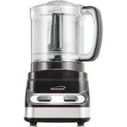 Brentwood 3-Cup Mini Food Processor, Black