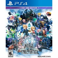 World Of Final Fantasy - Pre-Owned (PS4)
