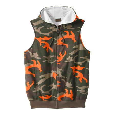Boulder Creek Men's Big & Tall Thermal Lined Fleece Vest (Fleece Lined Vest)