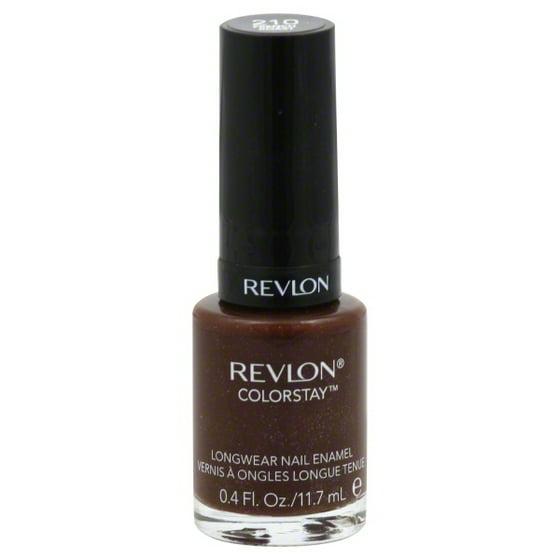 Revlon ColorStay Longwear Nail Enamel - Walmart.com
