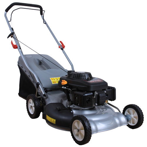 Flexon Industries 4-In-1 Lawn Mower