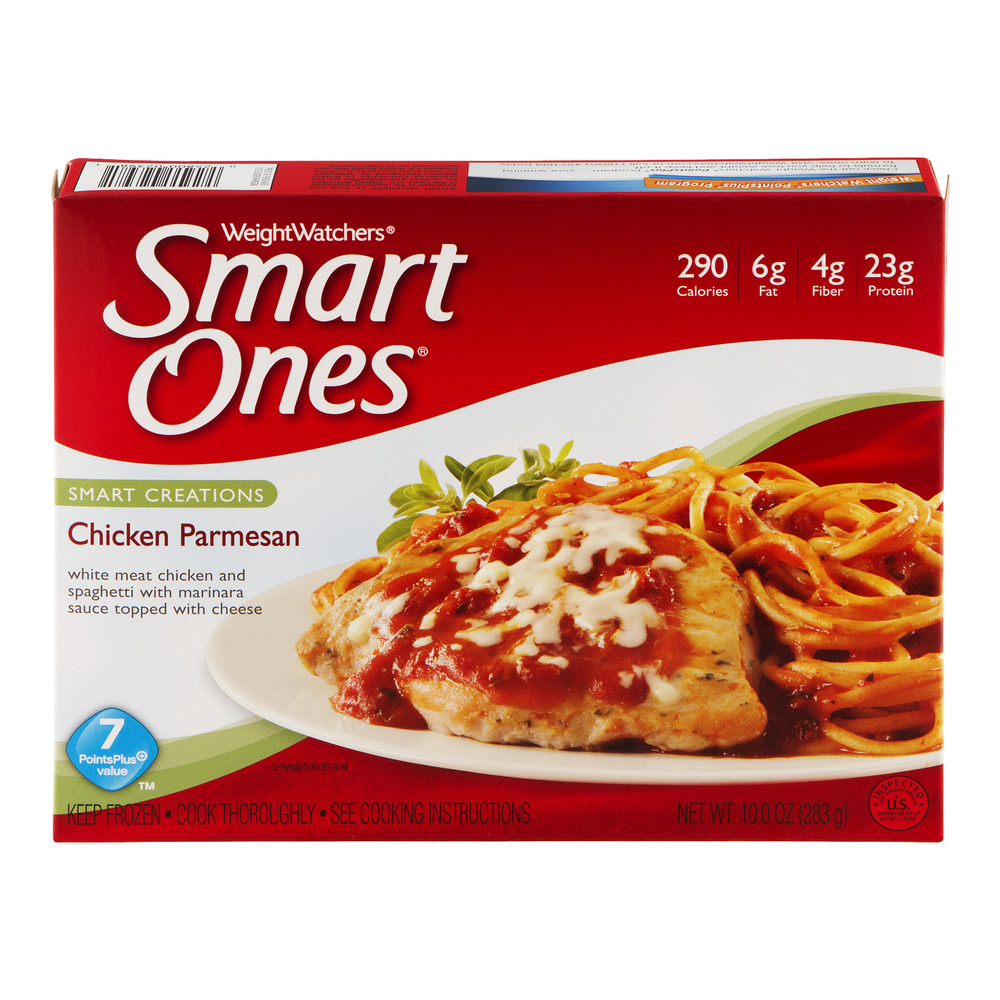Weight Watchers Smart Ones Smart Creations Chicken Parmesan, 10.0 OZ