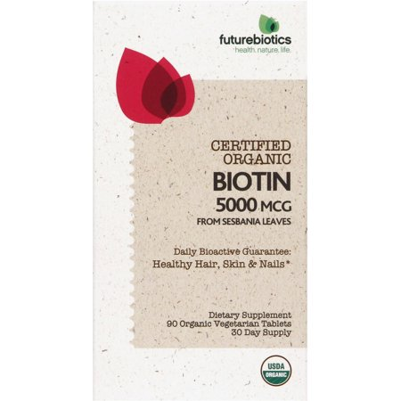 Futurebiotics Biotine Comprimés, 90 CT
