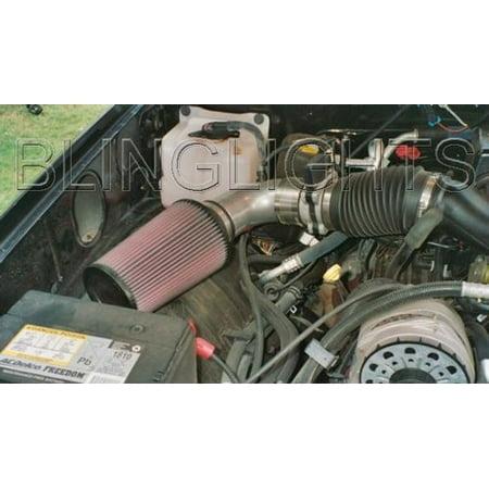 1999 2000 Cadillac Escalade Carbon Fiber Engine Air Intake 5.4L V8 5.4