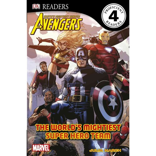 The World's Mightiest Super Hero Team