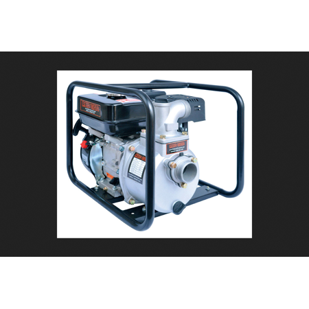 Little Giant Franklin Electric 617034 Semi Trash Pump  150 Gpm  6 Hp
