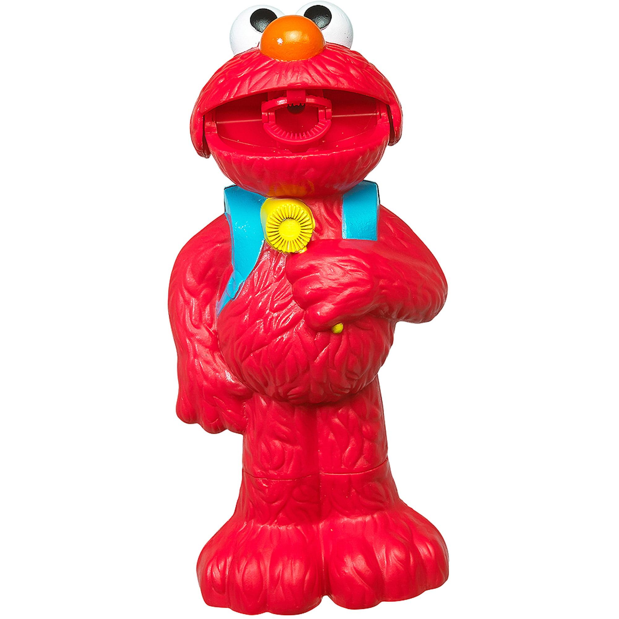 Little Kids Elmo Action Bubble Blower