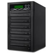 Best DVD Duplicators - SATA DVD Duplicator - 5 Target Standalone CD Review