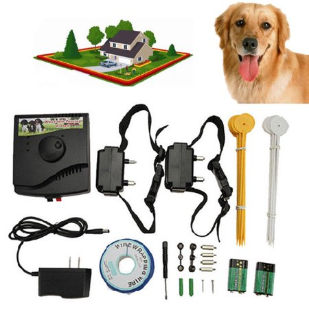 Wireless Boundary Collars For Dogs