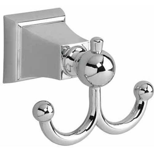 American Standard 8338210.002 TS Series Double Robe Hook, Available in Various Colors