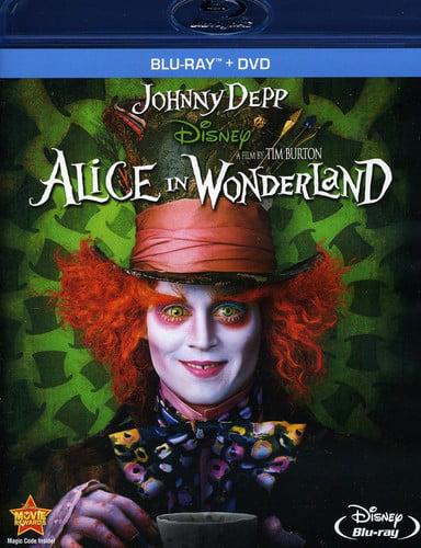 Alice In Wonderland (2010) (Blu-ray + DVD) by Ingram Entertainment