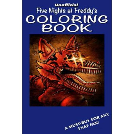 Fnaf 3 Colouring Pictures : Five nights at freddys coloring book: the perfect gift for fnaf