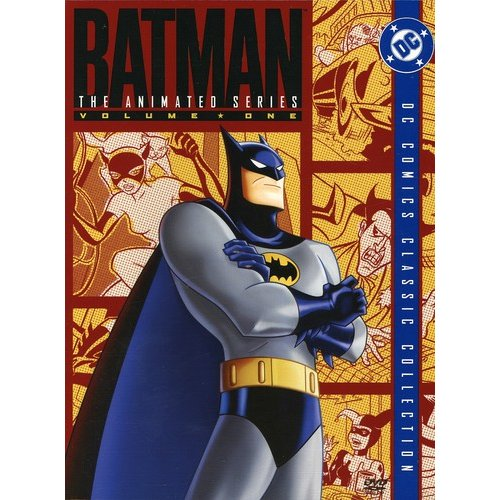 Batman: The Animated Series, Vol. 1 (Full Frame)