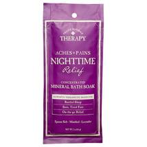 Bath Salts: Village Naturals Aches + Pains Nighttime Relief