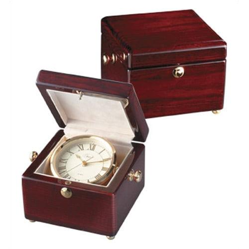Chass Treasure Chest Captain's Clock