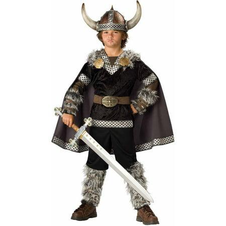 Viking Warrior Boys' Child Halloween Costume