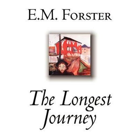 The Longest Journey by E.M. Forster, Fiction,