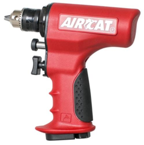 """Image of 3/8"""" Composite Reversible .7 HP Drill"""