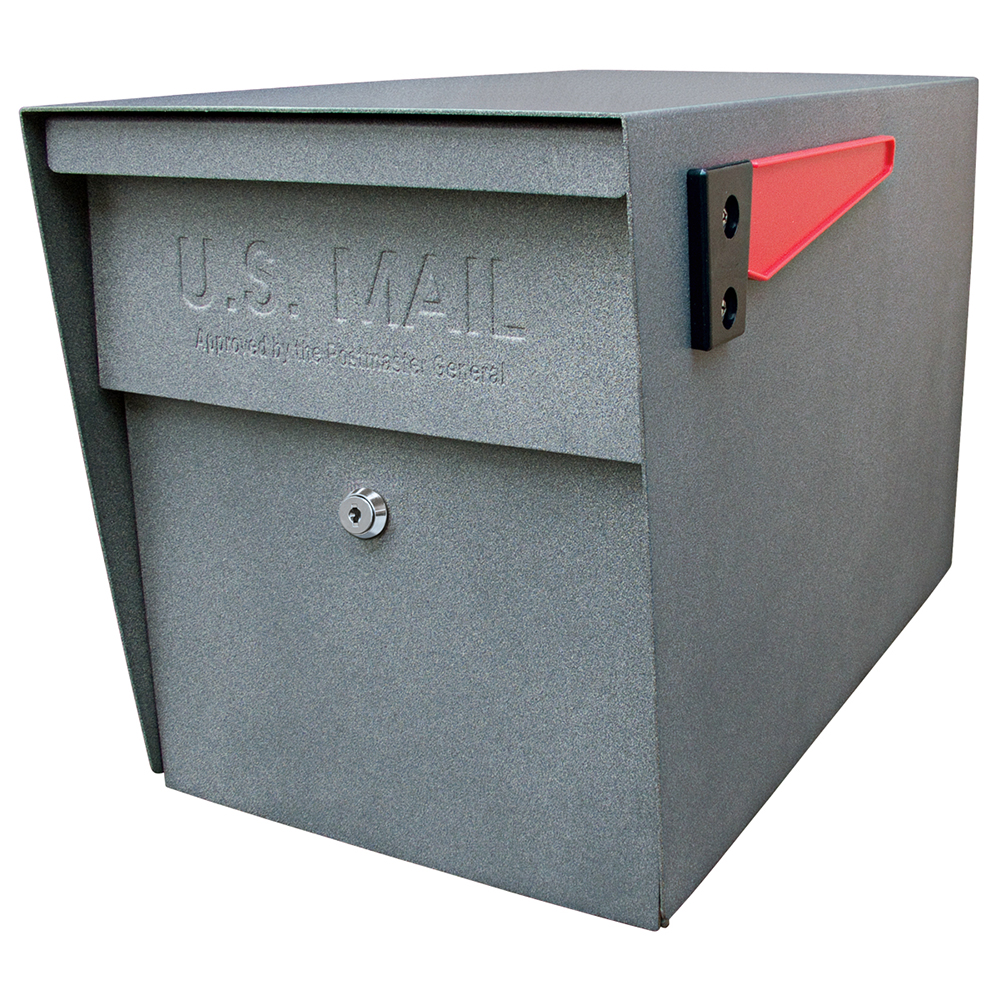 Mail Boss Locking Security Mailbox by Epoch Design LLC