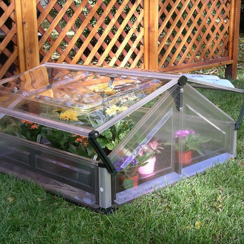 Palram Cold Frame for Double Greenhouse by Palram