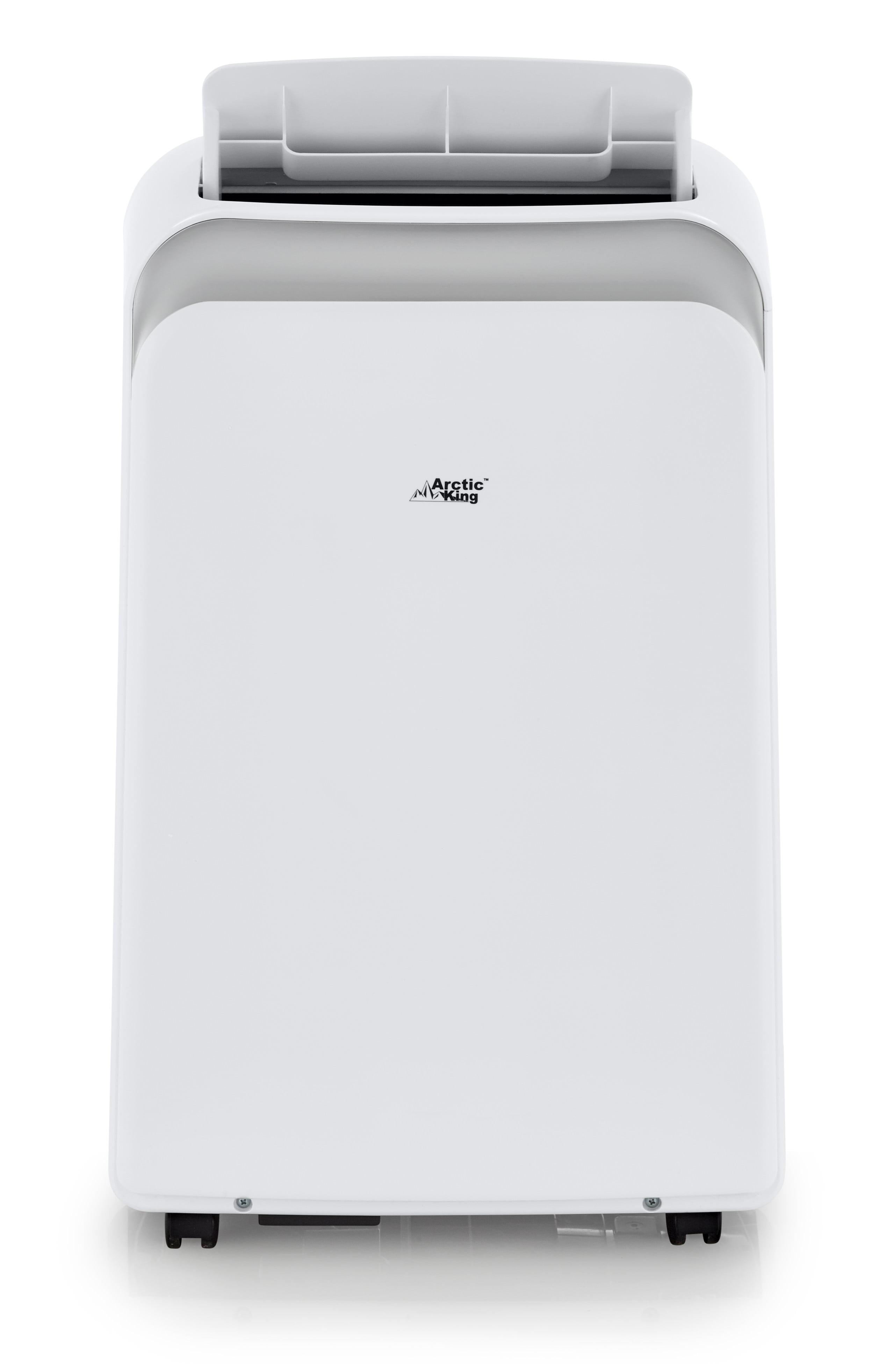 Arctic King 8,000Btu Remote Control Portable Air Conditioner, White