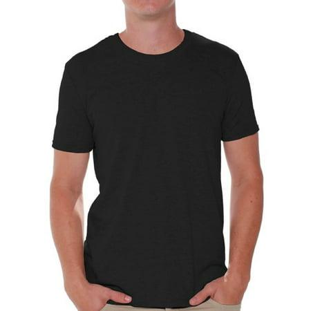 Gildan Men Shirt Cotton Men Shirts Mens Value Shirts Best Mens Classic Short Sleeve T-shirt Blank All Color Black Shirts for Men White Shirt Grey
