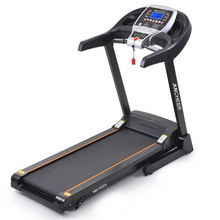 Low Noise Bluetooth Wifi+12 Running Program Electric Folding Treadmill With Incline Heart Rate Sensor/App