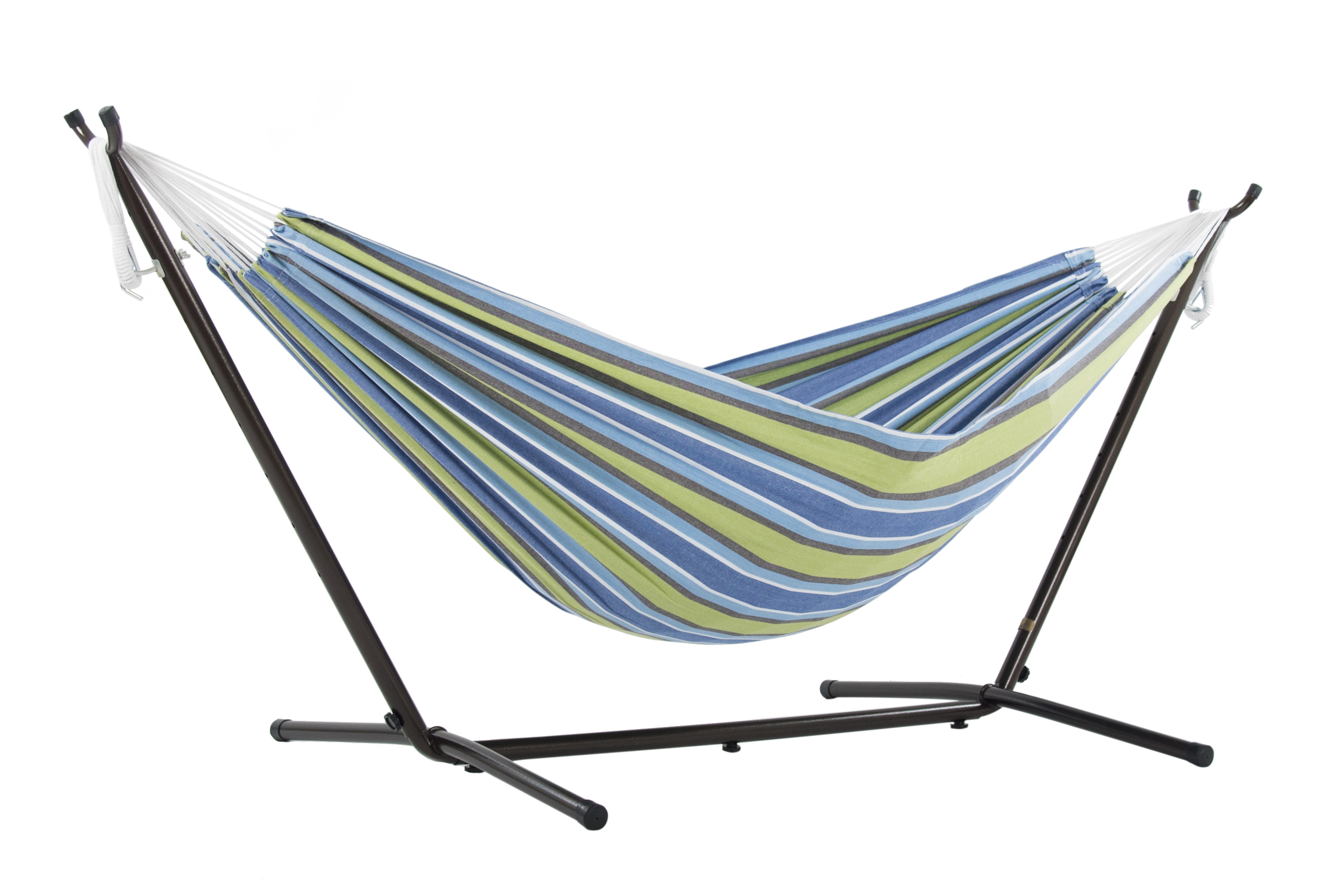 hammock cotton replacement double foot with steel vivere stand