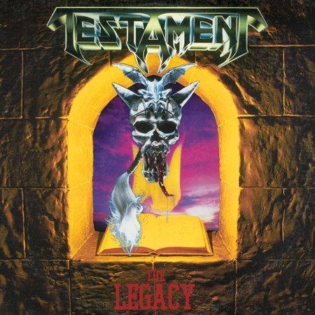 Legacy (Rocktober 2017 Exclusive) (Vinyl)](Halloween 2017 Theme Music)
