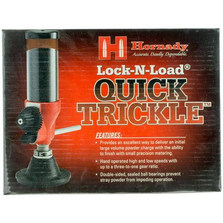 Hornady Lock-N-Load Quick Trickle Powder Trickler