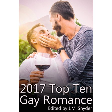 2017 Top Ten Gay Romance - eBook - Gay Halloween London 2017