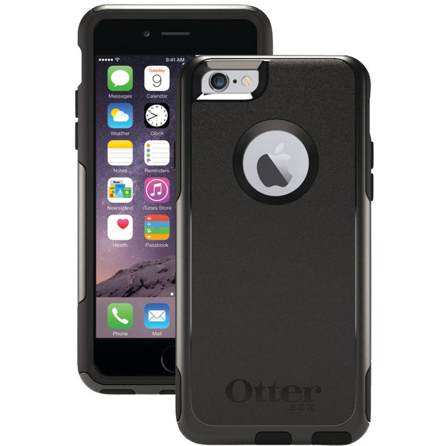 otterboxes for iphone 6 iphone 6 6s otterbox commuter series walmart 15826