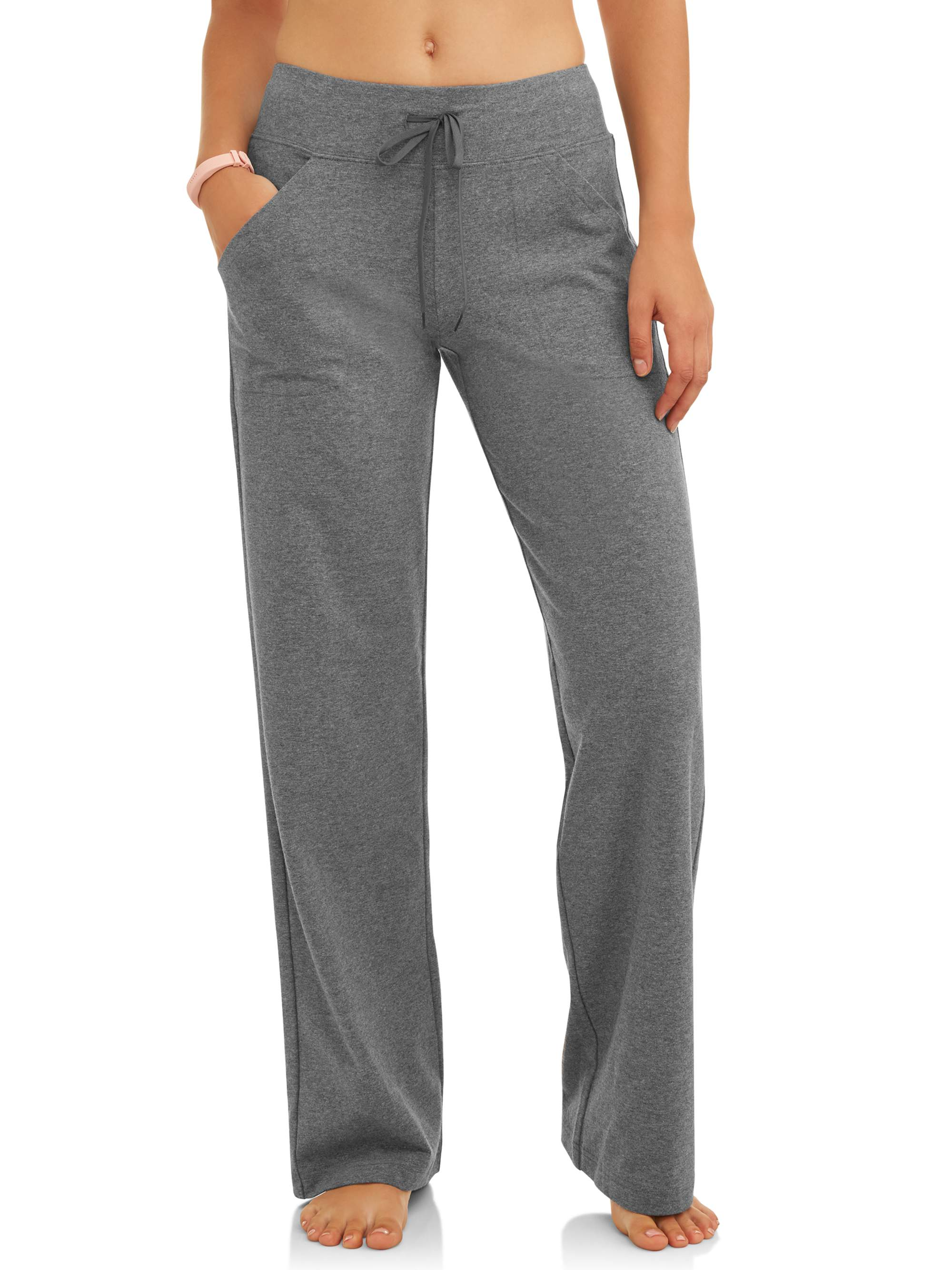 Women's Dri More Core Relaxed Fit Yoga Pant Available in Regular and Petite