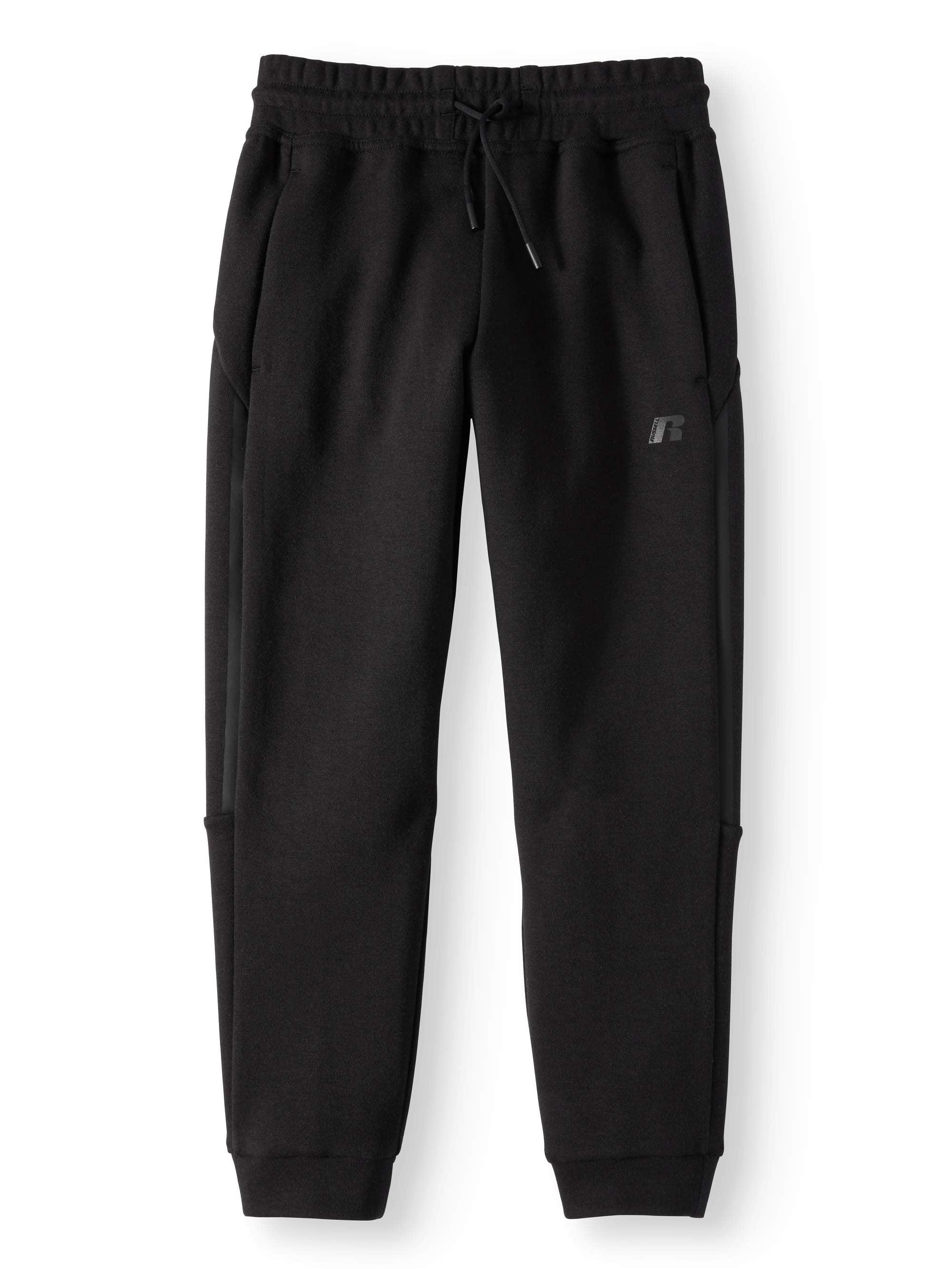 Boys' Double Knit Jogger Pants