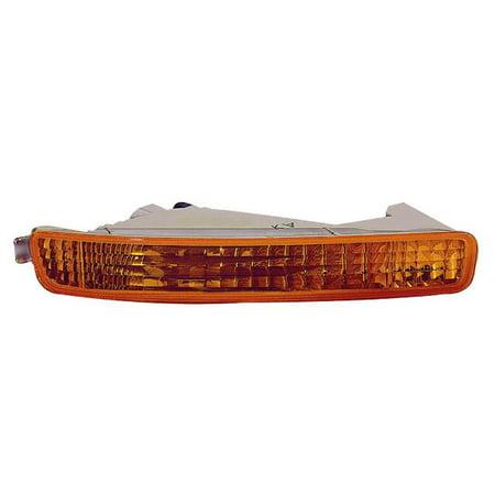 Right Bumper Light - Fits 96-97 Honda Accord Turn Signal Lamp - NEW