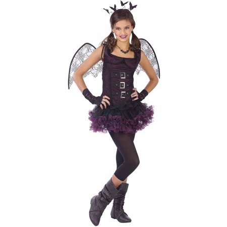 Night Wing Bat Teen Halloween Costume
