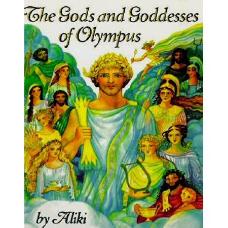 The Gods and Goddesses of - Greeks Gods And Goddesses For Kids