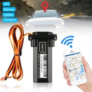 Car Vehicle Motorcycle GSM GPS Tracker Locator Global Real Time Tracking Device