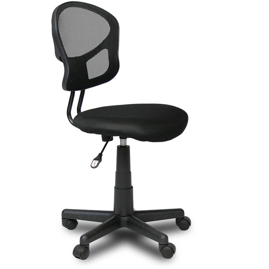 furinno hidup mesh midback ergonomic office chair black