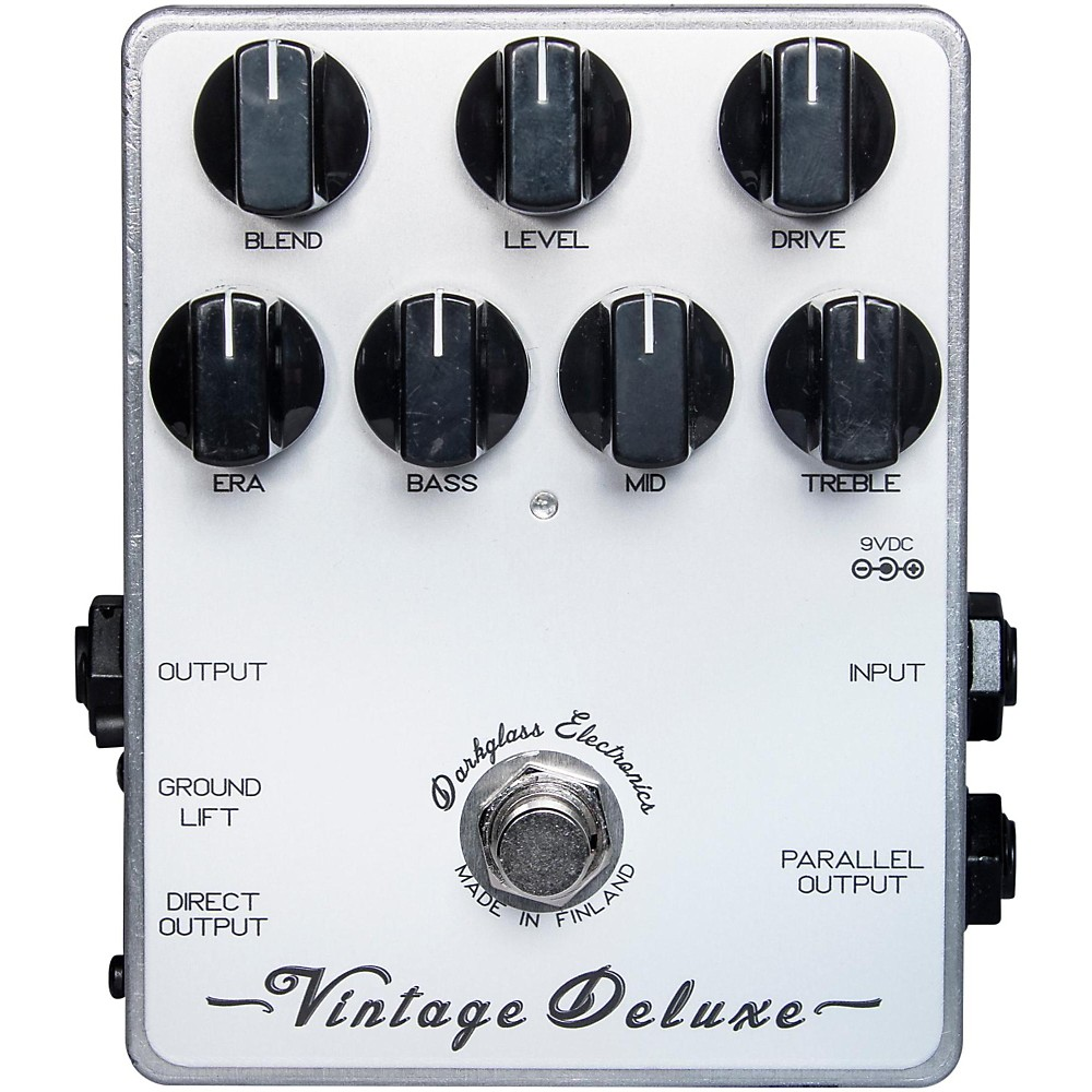 Darkglass Vintage Deluxe Guitar Effects Pedal by Darkglass