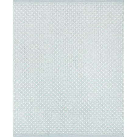 Erin Gates by Momeni Langdon Windsor Blue Hand Woven Wool Area Rug 2' X 3' ()