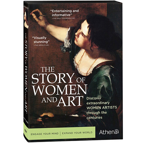 The Story Of Women And Art (Widescreen)