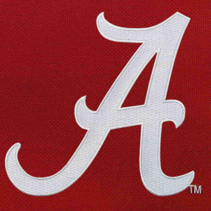 Broad Bay Deluxe Alabama Laptop Bag University of Alabama Messenger Bags